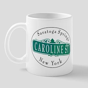 Caroline Street Mug