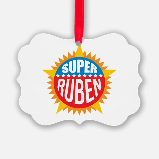 Super Ruben Ornament