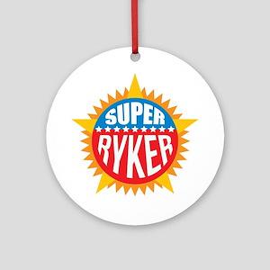 Super Ryker Ornament (Round)