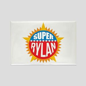 Super Rylan Rectangle Magnet