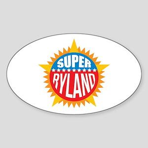 Super Ryland Sticker