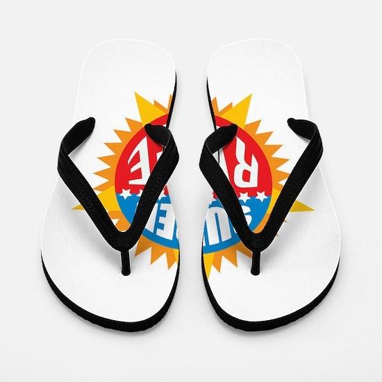 Super Rylee Flip Flops