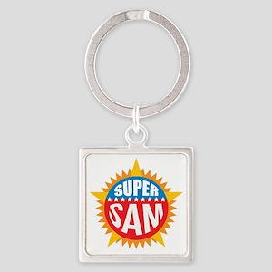 Super Sam Keychains