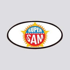 Super Sam Patches