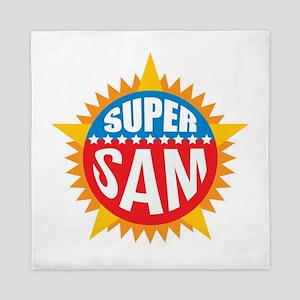 Super Sam Queen Duvet
