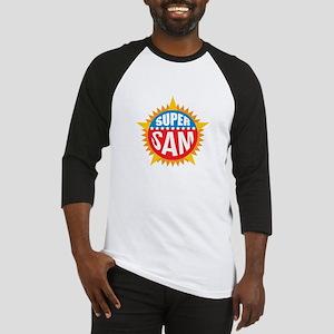 Super Sam Baseball Jersey