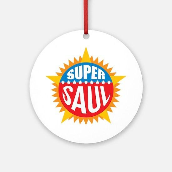 Super Saul Ornament (Round)