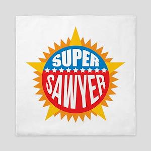 Super Sawyer Queen Duvet