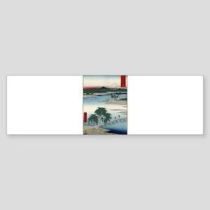 Tamagawa In Musashi Province - Hiroshige Ando - 18