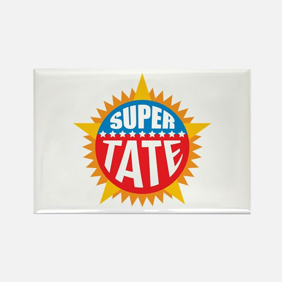 Super Tate Rectangle Magnet