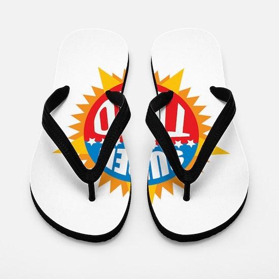Super Theo Flip Flops