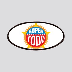 Super Todd Patches