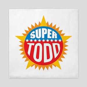 Super Todd Queen Duvet