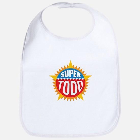 Super Todd Bib