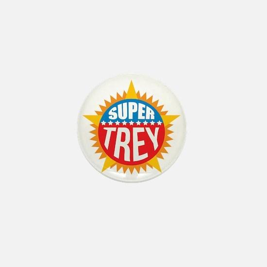 Super Trey Mini Button