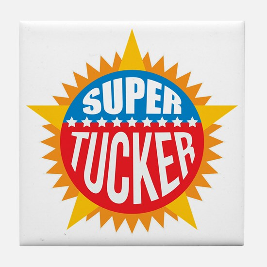 Super Tucker Tile Coaster