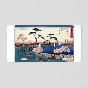 View Of The Blossoms Of Gotenyama - Hiroshige Ando