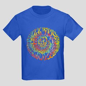 All You Really Need Kids Dark T-Shirt