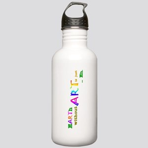 EarthWithoutArt Stainless Water Bottle 1.0L