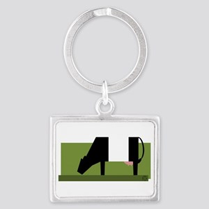 Cow Keychains