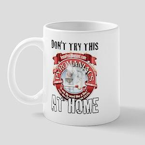 Don't Try This at Home Mug