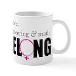 We Belong-horizontal Mug