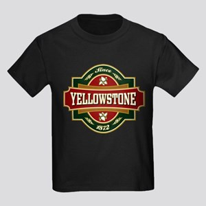 Yellowstone Old Label Kids Dark T-Shirt