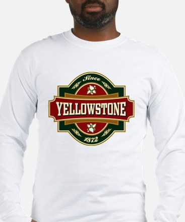 Yellowstone Old Label Long Sleeve T-Shirt