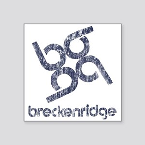 Vintage Breckenridge Sticker