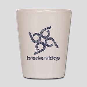 Vintage Breckenridge Shot Glass