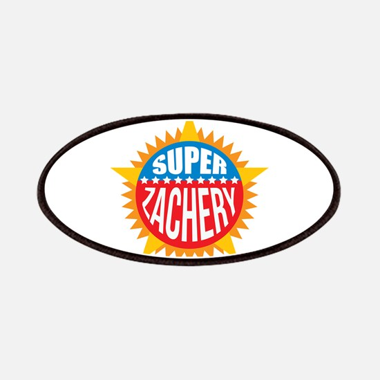 Super Zachery Patches