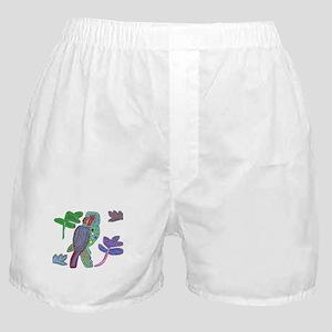 PARROT MOLA DESIGN Boxer Shorts