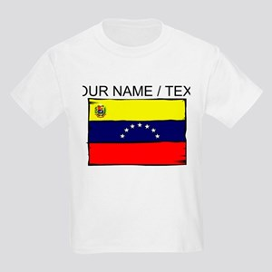 Custom Venezuela Flag T-Shirt