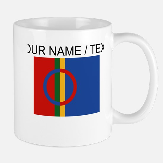 Custom Sami Flag Mug