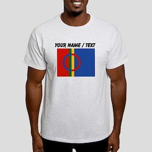 Custom Sami Flag T-Shirt