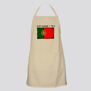 Custom Portugal Flag Apron