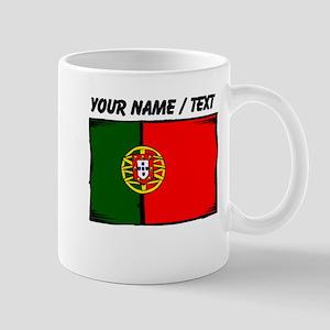 Custom Portugal Flag Mug