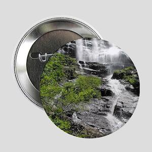 "Amicalola Falls in Georgia 2.25"" Button"