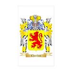 Chorlton Sticker (Rectangle 50 pk)