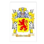 Chorlton Postcards (Package of 8)