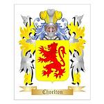 Chorlton Small Poster