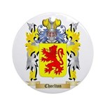 Chorlton Ornament (Round)