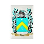 Chopy Rectangle Magnet (10 pack)