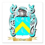 Chopy Square Car Magnet 3