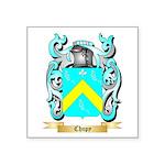 Chopy Square Sticker 3