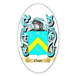 Chopy Sticker (Oval 10 pk)