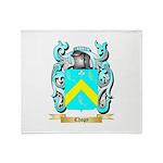 Chopy Throw Blanket
