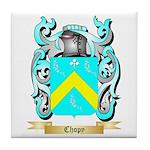 Chopy Tile Coaster