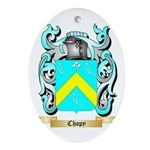 Chopy Ornament (Oval)
