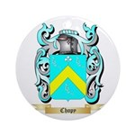 Chopy Ornament (Round)